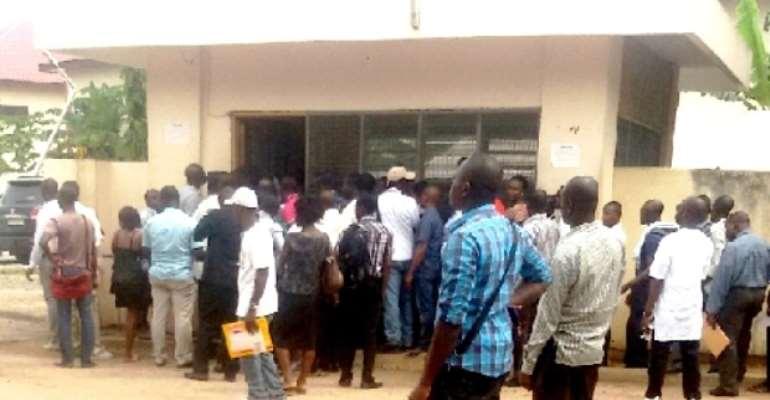 Passport Office At Ridge Closed Down