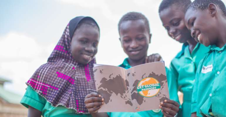Move The World To Pilot Get Global Programme In Ghana