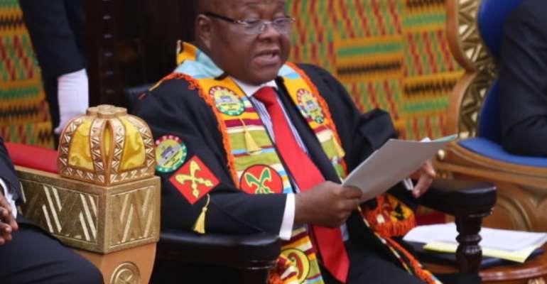 GJA Vows To Sue Speaker If He Threatens Parliamentary Press Again