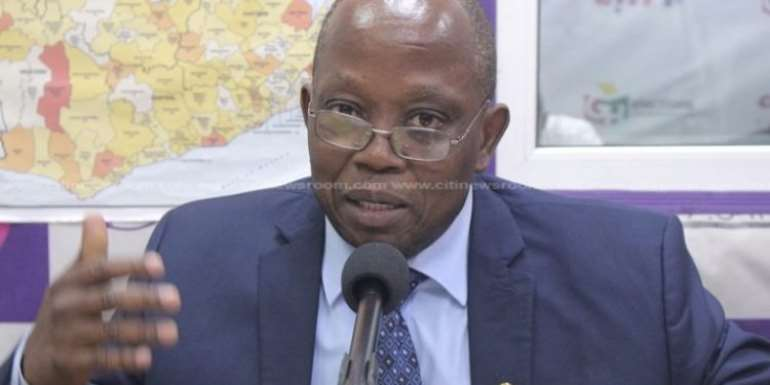 'I Don't Care If I'm Fired; I'll Go And Work In My Father's Farm – Auditor-General