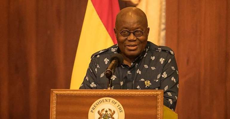 Gov't sets up committee to ensure vaccine development in Ghana — Akufo-Addo