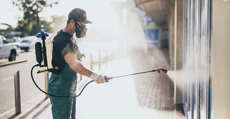The overuse of sub-standard disinfectants could fuel resistance.  - Source: Shutterstock