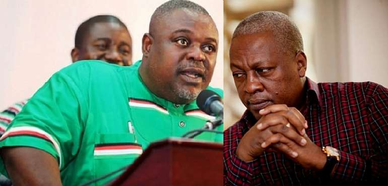 Election Petition: 'E be ye pinsooo' for dead goat or lame horse and its vulture-allies next week — Koku Anyidoho jabs