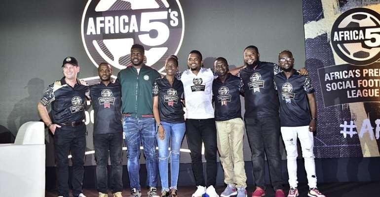 Africa's Premier Social Football League Returns