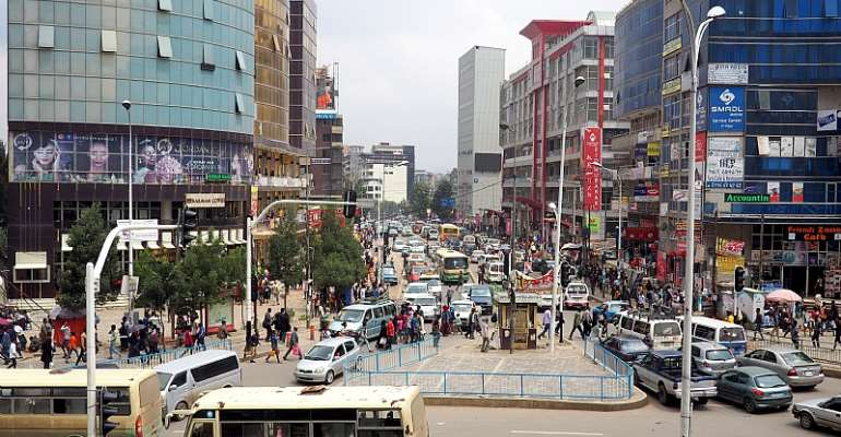 Ethiopia's economic growth hovered between 8%-11% for over 10 years but its sovereign credit rating has not been upgraded  - Source: Shutterstock
