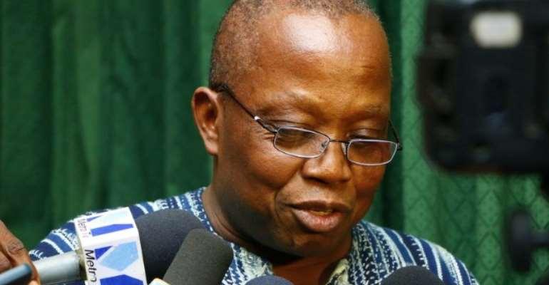The Auditor-General, Daniel Yaw Domelevo, photo credit: Media Ghana