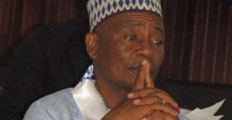 Hon. Abubakar Saddique Boniface