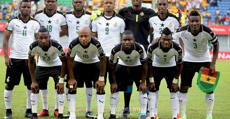 Ghana must now focus on difficult 2018 World Cup qualifiers