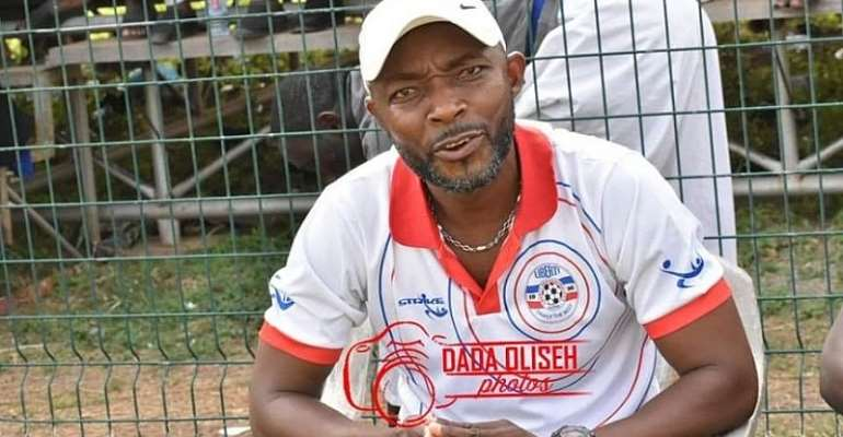 GHPL: Liberty Coach David Ocloo Disappointed With Stalemate Against Asante Kotoko