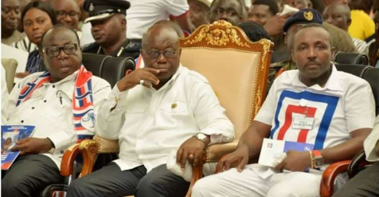 NPP Primaries: Open Display Of Executive Mafia A Repeat Of 2008 Defeat
