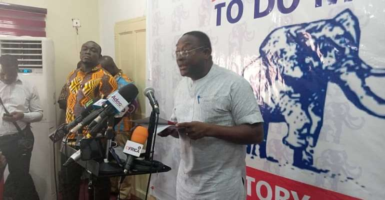 Airbus Scandal: NPP Insists Mahama Is 'GO1'