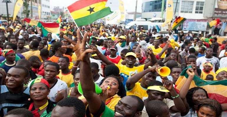 We The People Of Ghana!