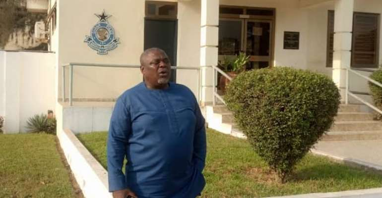 Koku Anyidoho Runs To CID To Probe Fake Facebook Account In His Name