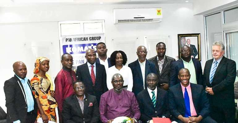 Ghana Rugby Elects New Officers, Board Members