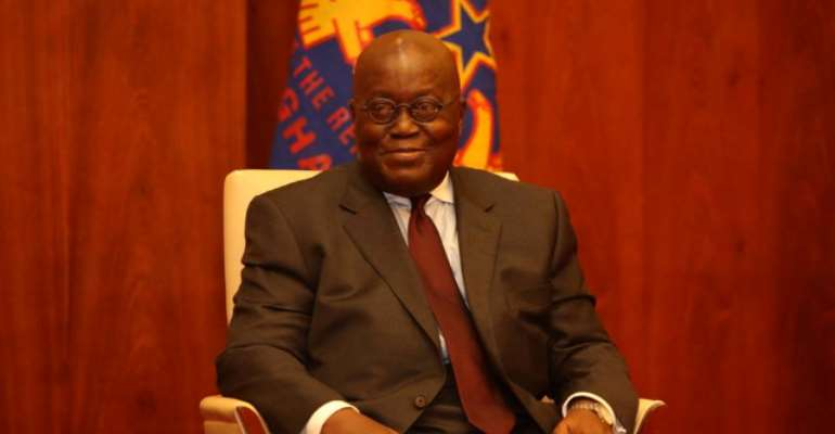 Letter To 'Mr. President' Nana Addo; Topie Suleman Writes