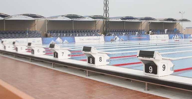 Ghana To Host CANA Zone 2 Senior Swimming Championship