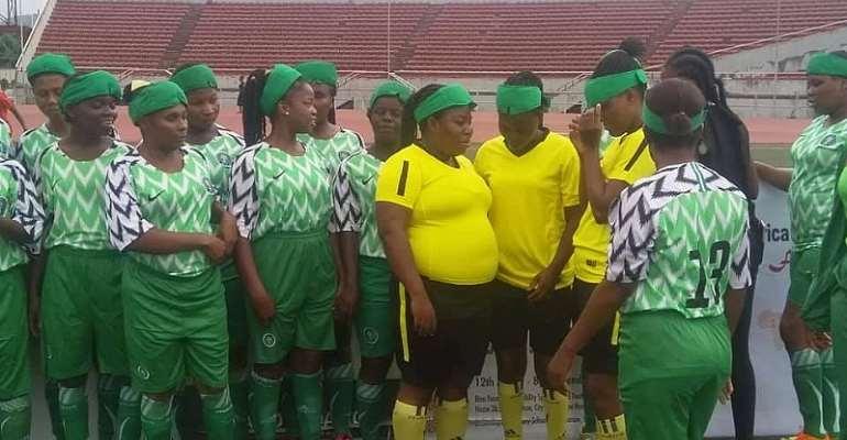 Nigeria To Host IBSA Blind Football Women's World Championships In November 2020