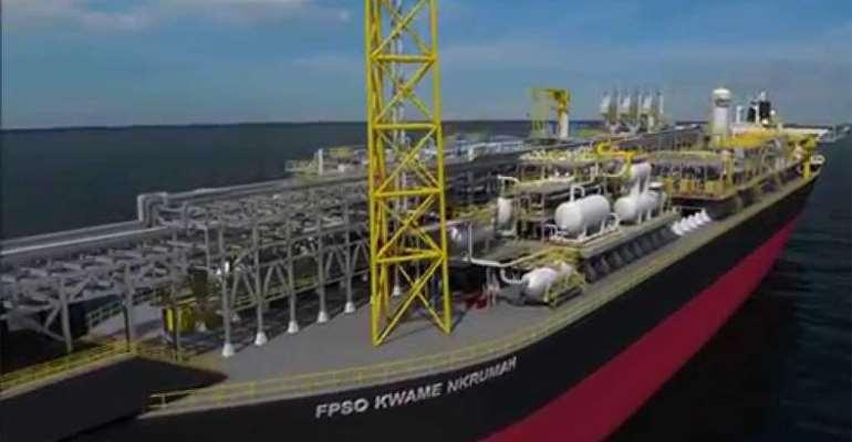 Ghana's oil revenue hits $6.5bn since commercial production