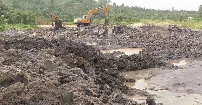 Minerals Commission to prosecute 15 persons for defying clay mining ban