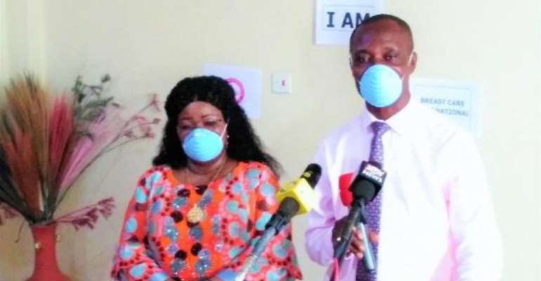 Over 8,000 die from cancer-related diseases in Ghana in 2020 — Dr Beatrice Wiafe