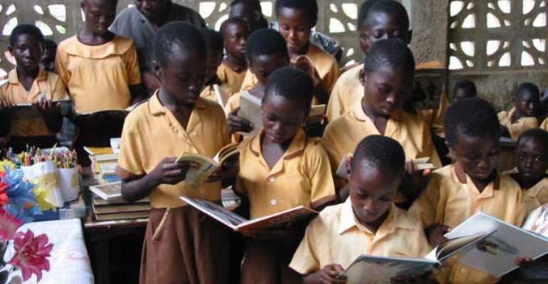 Education is the key to Ghana's dev't - Kufuor