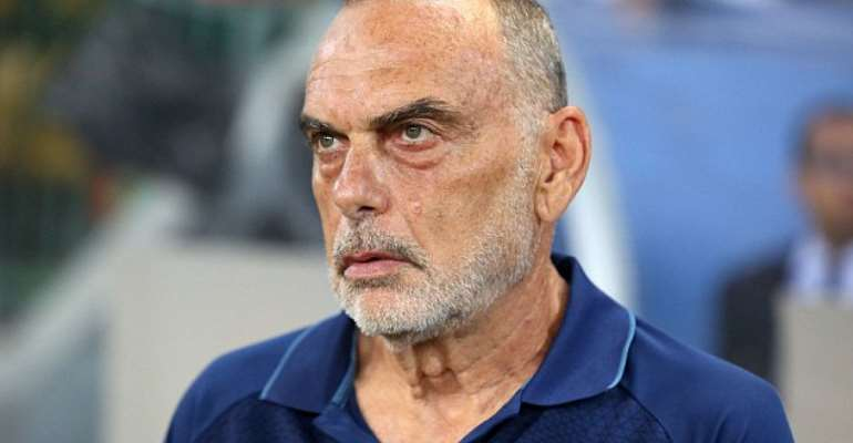 Departing Ghana coach Avram Grant bemoans wasted chances at AFCON 2017