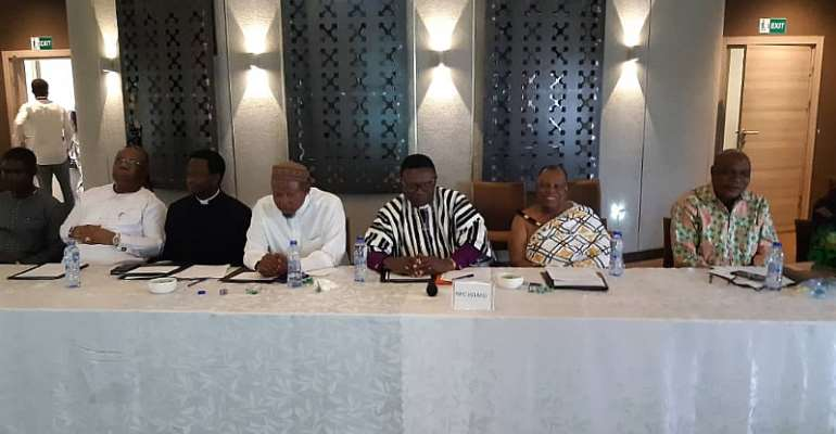 Catholic Bishops To Wage Into Politics, To Campaign Against Parties Not Ready To Ending Vigilantism