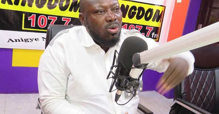 Airbus Scandal: Is Useless To Link Gov't Official 1 To Mahama — George Opare Addo Fires