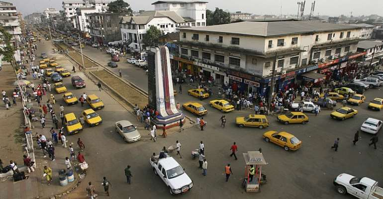 Monrovia Business Districts And The Health Hazard It Poses!!!!