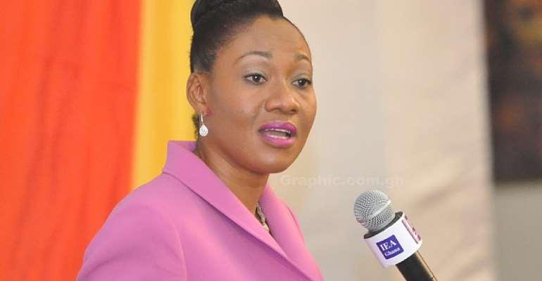 Ashiaman MP Write To EC Over IT, Procurement Consultants