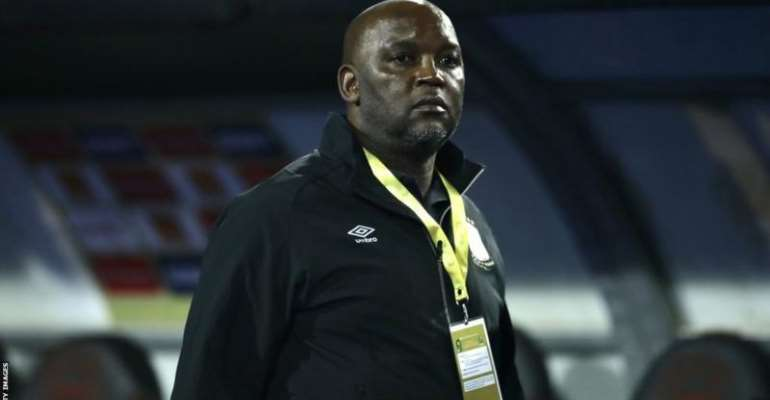 South African coach Pitso Mosimane has won the African Champions League with Mamelodi Sundowns and Al Ahly