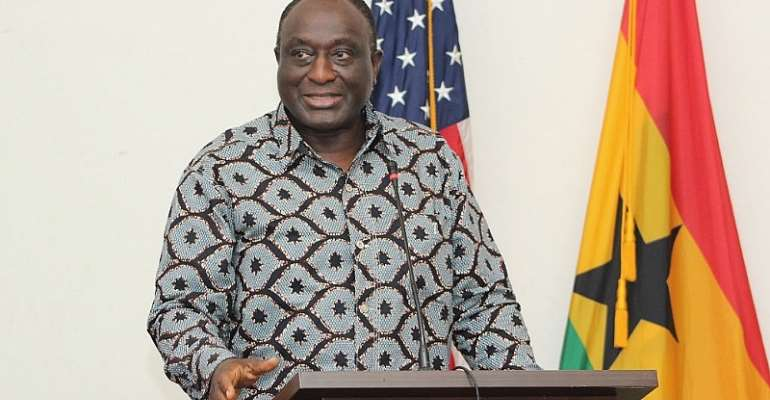 Britain, Ghana seal £1.2bn trade deal