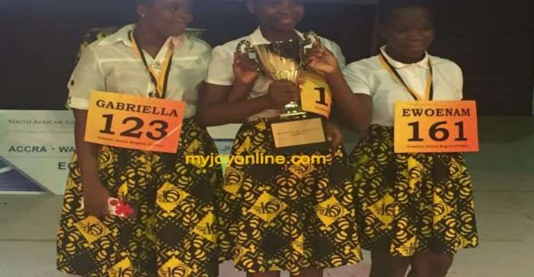 Spelling Bee competition boosted my confidence - 12-year-old winner