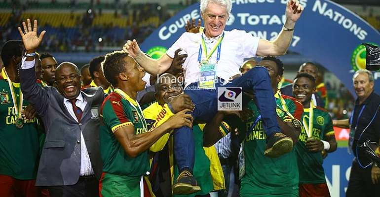 List of Africa Cup of Nations winning coaches
