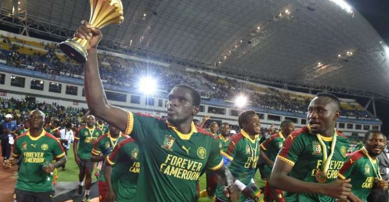 Cameroon complete cast for FIFA Confederations Cup; Indomitable Lions to face Germany