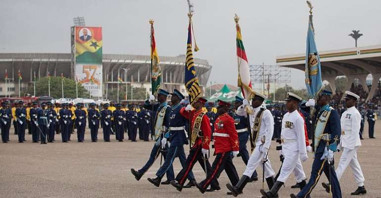 Kumasi Picked For 2020 Independence Parade