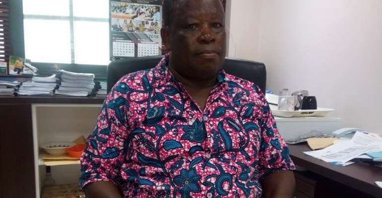 Hon Joseph Naabu Bipoba