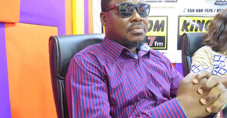 NPP Not Committed To Fighting Vigilantism--Anthony Nukpenu