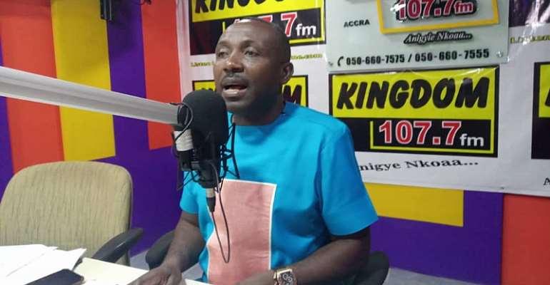 NPP Top Officials Not Involved In Galamsey--John Boadu Fires Back
