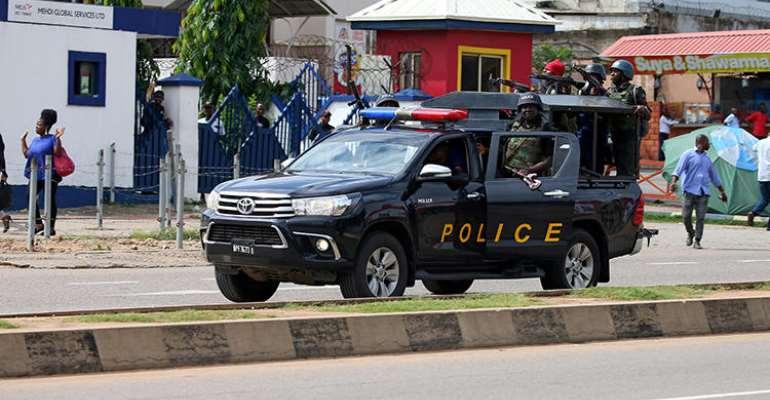 Nigerian Journalist Alex Ogbu Dies At Protest