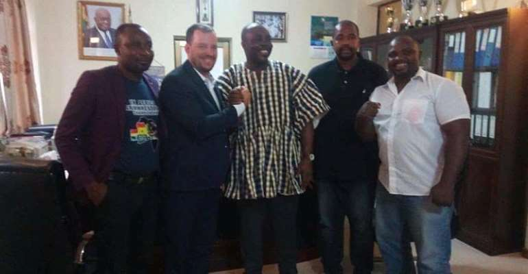 AFA/WAF Courts Ghana To Host 2020 Africa Armwrestling Championship