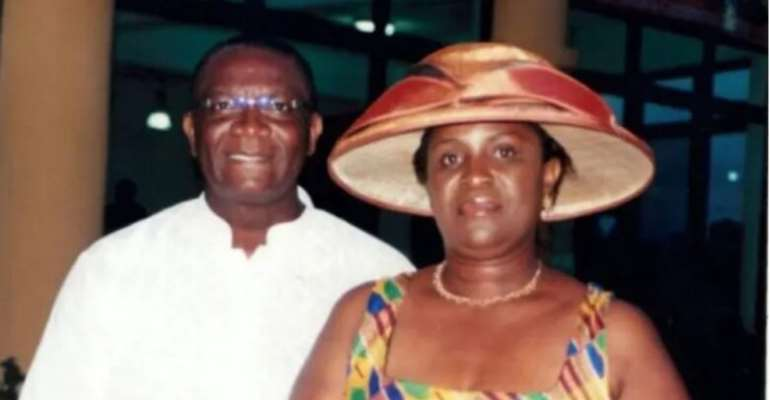 Covid-19: Late MP Agyarko's wife reported dead