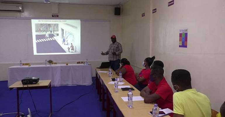 Automatic vehicles leading road crashes in Ghana – Expert