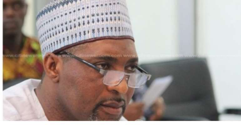 Muntaka eats humble pie, apologizes for bribery allegation against Supreme Court judge