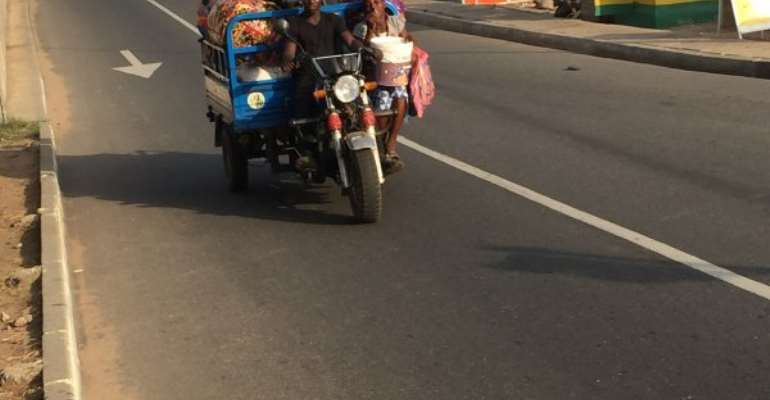 Garu residents lament increasing tricycle accidents