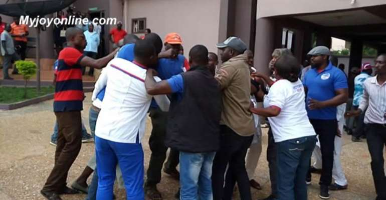 Confusion at TMA, AMA as gov't appointees face opposition from NPP supporters
