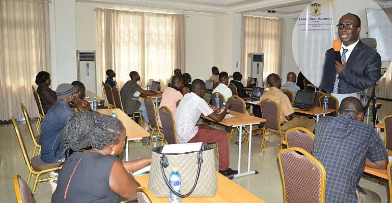 Laweh Open University Launches Free Coding Clinic