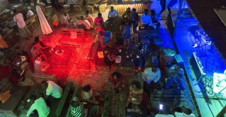 Feeling The Rhythm: Accra's Top 10 Spots For a Night Out