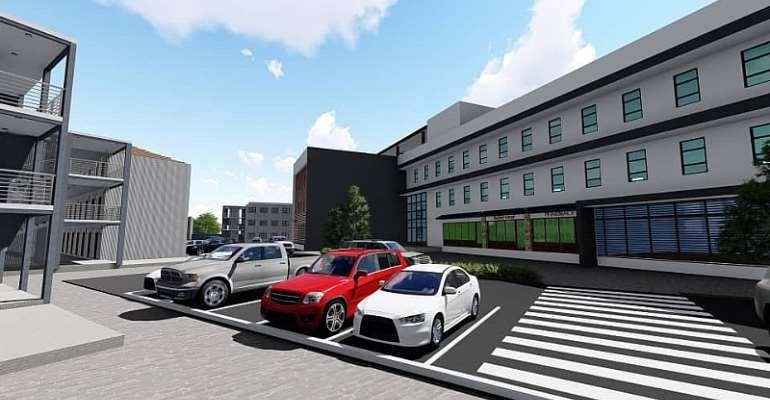Takoradi University Cuts Sod For $5m Hostel Facility