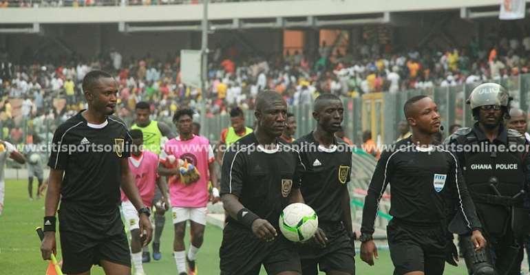 Referees Committee Exonerates 'Super 2 Clash' Referee Emmanuel Eshun